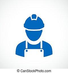 建築者, 労働者, アイコン