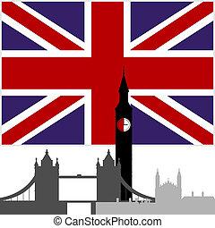建築, の, イギリス\