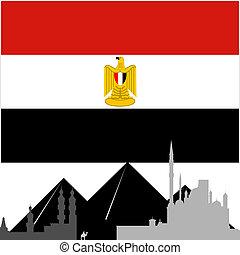建築, エジプト人