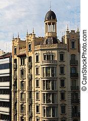 建築, バルセロナ