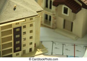 建築, 背景