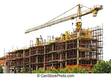 建設すること