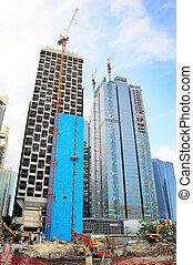 建設, シンガポール