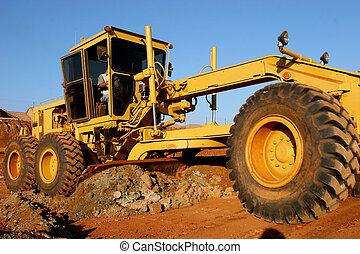建設, タイヤ