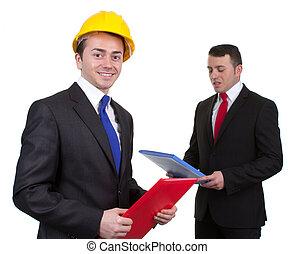 建設, マネージャー