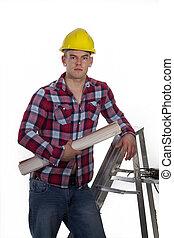 建設, 労働者