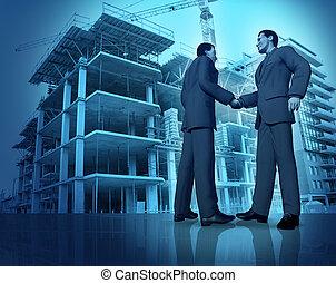 建設, 合意