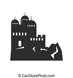 建設, 山, 岩が多い, 都市