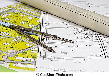 建設, 計画