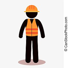 建设工人, avatar, 图标