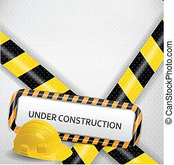 建设, 背景, 在下面