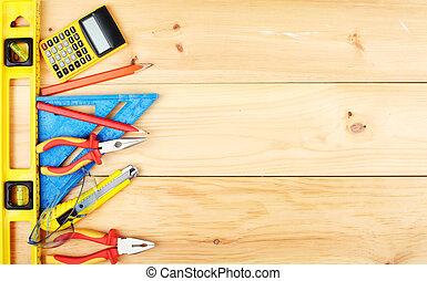 建设, tools.