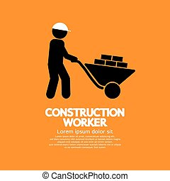 建设, worker.