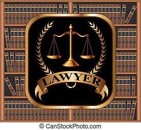 弁護士, デザイン