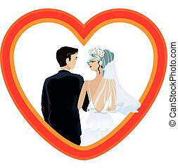 式, 結婚式