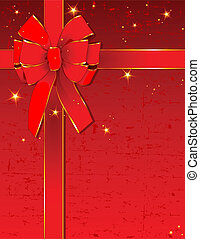 弓, クリスマス, デザイン