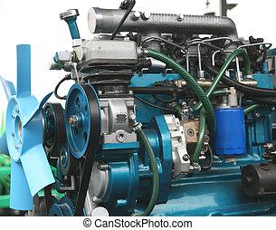 引擎, 柴油