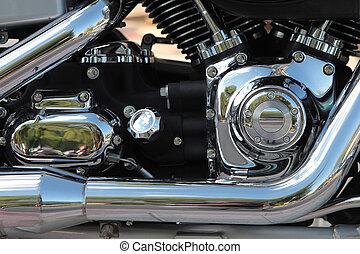 引擎, motrobike