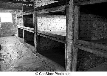 強制収容所, ポーランド