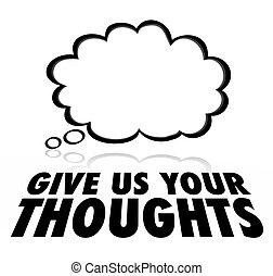 弾力性, 私達, あなたの, 考え, 雲, カスタマーサービス, 調査