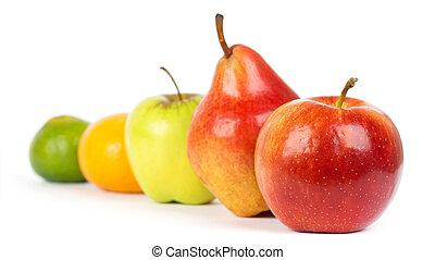 彙整, 水果