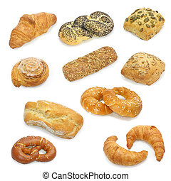 彙整, bread