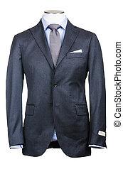 形式的, 概念, ファッション, スーツ