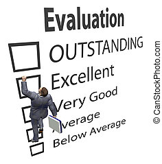形式, 商业, 攀登, , 改进, 雇员, 评估