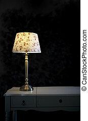 形態, ランプ, ライト, 縦