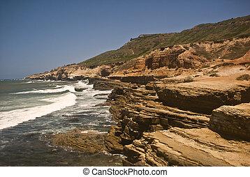 形成, 太平洋, 岩