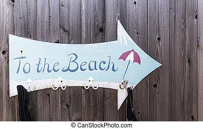 形, 印, 読む, 木, 矢, 浜