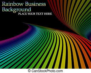 彩虹, 背景