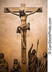 彫刻, イエス・キリスト