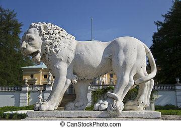 彫刻, 公園, arkhangelsk