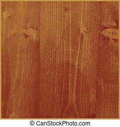 彫版, スケッチ, 木製である, 抽象的, イラスト, ベクトル, texture., 材木