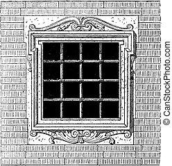 彫版, 型, mezzanine