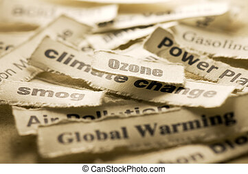 影響, 気候変更