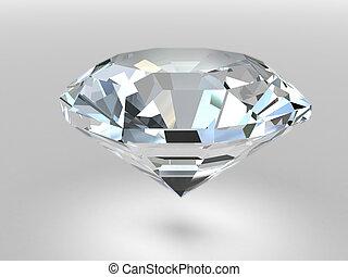影, ダイヤモンド, 柔らかい
