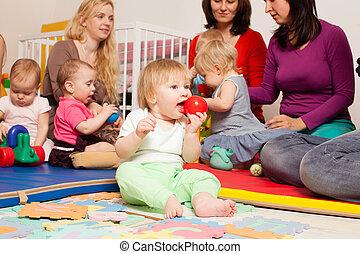 ∥(彼・それ)ら∥, グループ, 赤ん坊, 母