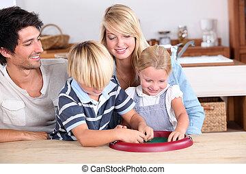 ∥(彼・それ)ら∥, 子供, 親, 遊び