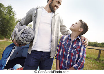 彼の, 父, 息子, ∥間に∥, 強い, 債券