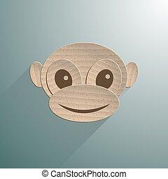 很少, 小猴子