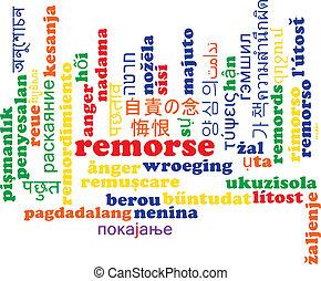 後悔, wordcloud, 概念, multilanguage, 背景
