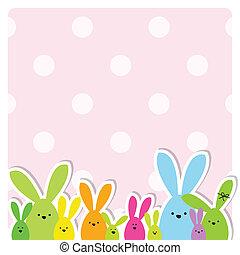 復活節, 卡片