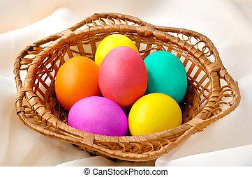 復活節, 平靜的生活