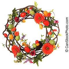 復活節, 花冠, 蛋