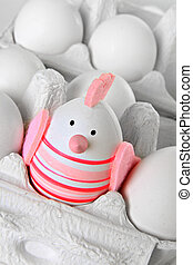 復活節, 蛋,  bunny