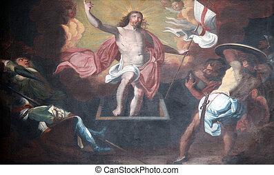 復活, キリスト