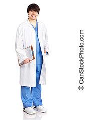 微笑, 医者, 医学