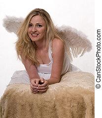 微笑, 天使